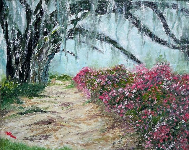 Rose garden | Vittorio Francisco Art